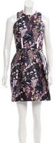 Carven Embroidered Mini Dress w/ Tags