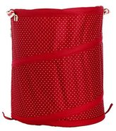 """Lilac Beauty 600D Oxfords Pop-Up Laundry Hamper 16.1""""16.5"""" Foldable Hampers for Clothes, Toys, BooKs Storage"""