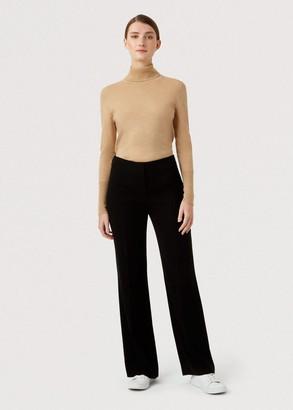 Hobbs Petite Alva Wide trousers
