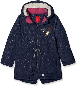 S'Oliver Girl's 58.709.52.8048 Coat