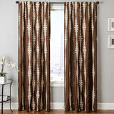 JCPenney SOFTLINE HOME FASHIONS Shiloh Rod-Pocket Curtain Panel