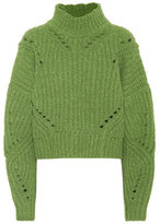 Isabel Marant Farren wool and alpaca-blend sweater