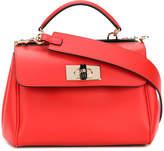 Giorgio Armani twist-lock handbag