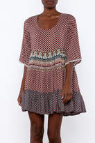 Umgee USA Boho Sunset Dress