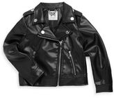 Milly Minis Mini Motorcycle Leather Jacket