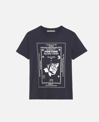 Stella McCartney Fortune Cookie Graphic T-Shirt, Women's