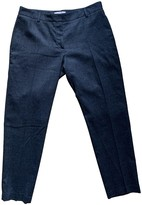 Paul & Joe Sister Grey Wool Trousers for Women
