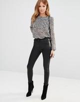 Millie Mackintosh PU Leather Leggings