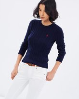 Polo Ralph Lauren Pima Cotton Crew-Neck Sweater
