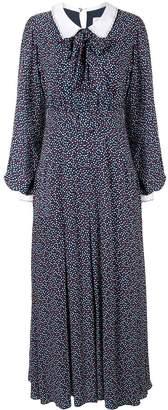 Gül Hürgel long polka dot dress