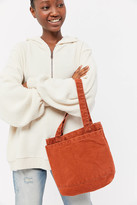Urban Renewal Vintage Remnants Washed Canvas Mini Tote Bag