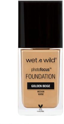 Wet n Wild Photo Focus Foundation 30Ml Golden Beige