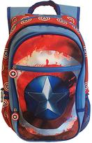 Marvel Captain America Civil War Shield Midi Backpack