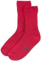 Petit Bateau Girls plain socks