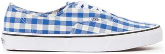 Vans Authentic gingham sneakers