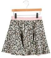 Catimini Girls' Printed Skirt
