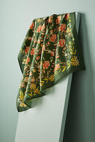 Anthropologie Buttercup Silk Bandana