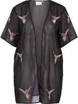 Zizzi Loose Boyfriend Fit Kimono