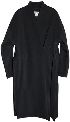 Totême Chelsea Black Wool Coat for Women
