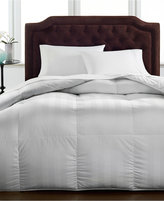 Hotel Collection Medium Weight Siberian White Down King Comforter, Hypoallergenic UltraClean Down