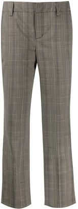 Zadig & Voltaire Posh check trousers