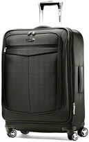 """Samsonite CLOSEOUT! Suitcase, 25"""" Silhouette 12 Expandable Rolling Spinner Upright"""
