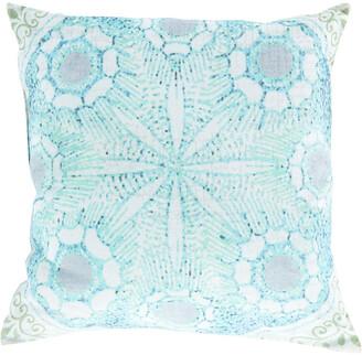Surya Rain Woven Indoor/Outdoor Pillow