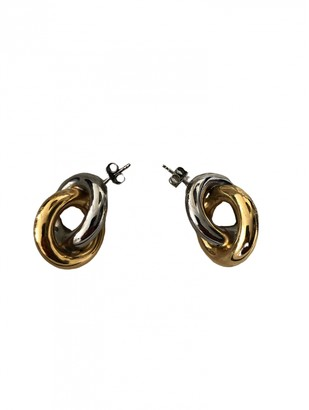 J.W.Anderson Gold Gold plated Earrings
