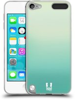 Head Case Designs Ombre Soft Gel Back Case Cover for