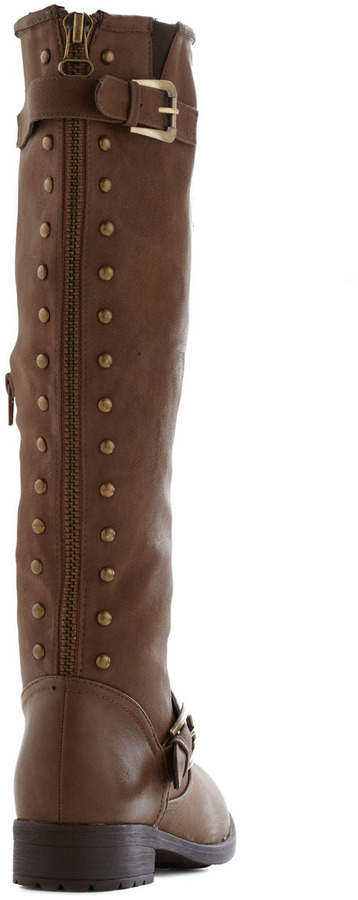 Studs to Reason Boot