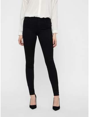 "Vero Moda Slim Fit Push Up Jeans, Length 32"""