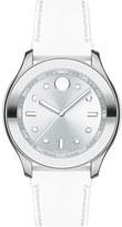 Movado Women's 'Bold' Silicone Strap Watch, 38Mm