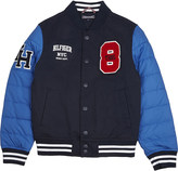 Tommy Hilfiger Logo bomber jacket 4-16 years