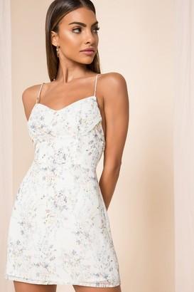 superdown Eilena Fit & Flare Dress