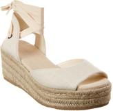 Soludos Open-Toe Platform Wedge Sandal