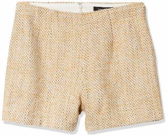 BCBGMAXAZRIA Women's Tweed Shorts