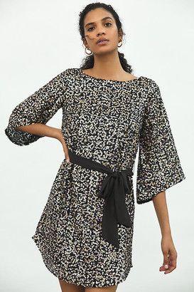 Anthropologie Starling Sequined Tunic Dress By in Assorted Size XS