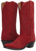 Old West Boots Maggie (Red) Cowboy Boots