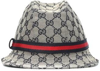 Gucci Kids Original GG bucket hat