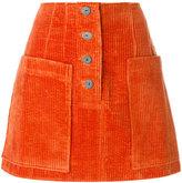 Rejina Pyo corduroy A-line skirt