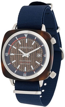 Briston Watches Clubmaster Diver Yachting watch