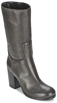 JFK TAMP women's High Boots in Grey