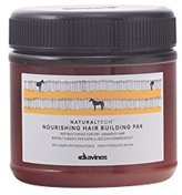 Davines Naturaltech Nourishing Hair Building Pak Hair Treatment for Unisex, 8.45 Ounce