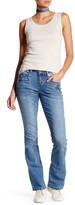 Seven7 Slim Bootcut Zip Jean
