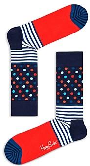 Happy Socks Multi Print Socks