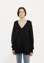 Alexander Wang Deep V-Neck Sweater