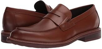 Kenneth Cole Reaction Klay Flex Penny (Cognac) Men's Shoes