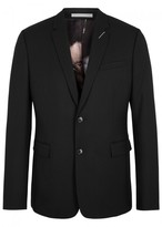 Christian Dior Black Twill Blazer