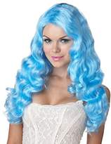California Costumes Women's Sweet Tart Wig Long Anime Lolita Fairytale Style