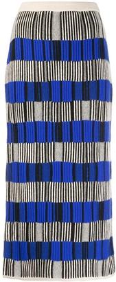 Christian Wijnants Kalki pencil skirt